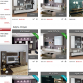 "Шаблон ""Furnitures & Butik Shop"""