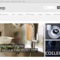 Бесплатный адаптивный шаблон Kitchen [быстрый старт OCSHOP.CMS]