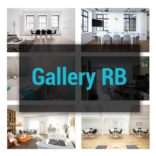 Gallery RB - адаптивная галерея для opencart с описанием