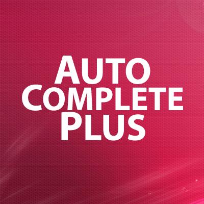 Autocomplete Plus - улучшенный поиск товаров в админке