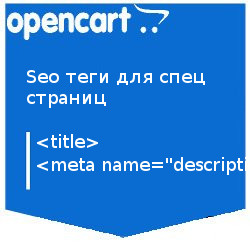 Title и Мета Description для любых страниц