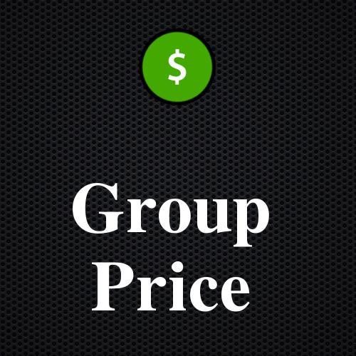 Разные цены для групп покупателей
