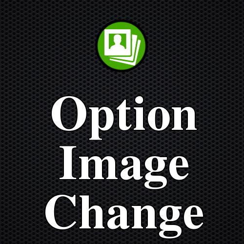 Option Image Change - Изменение картинки товара в зависимости от опции