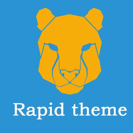 Rapid Theme. Адаптивный, быстрый шаблон для Opencart 2.3