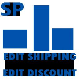 SP Free Изменить стоимость доставки + ручная скидка | Edit Shipping Cost and Manual Discount 2x-3x