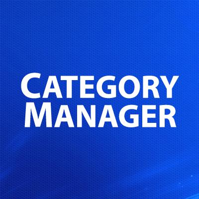 CategoryManager - управление категориями