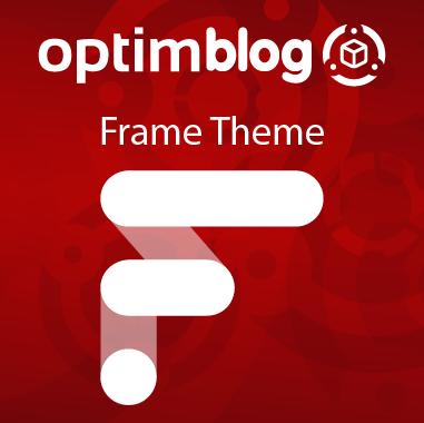 OptimBlog - Frame Theme