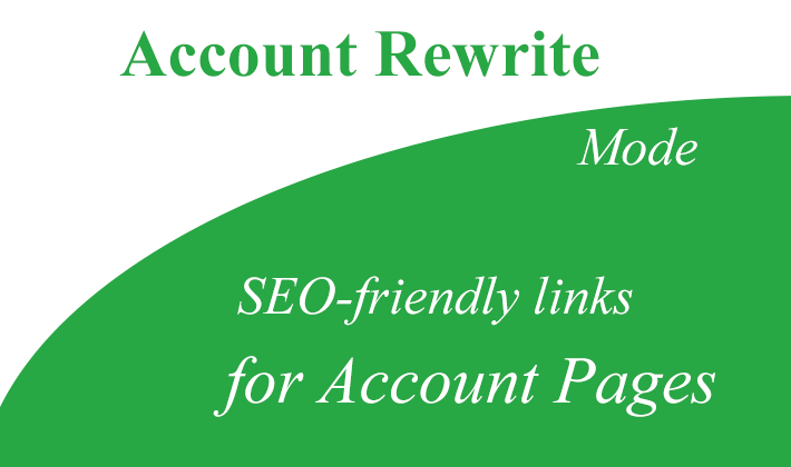 Account Rewrite Mode