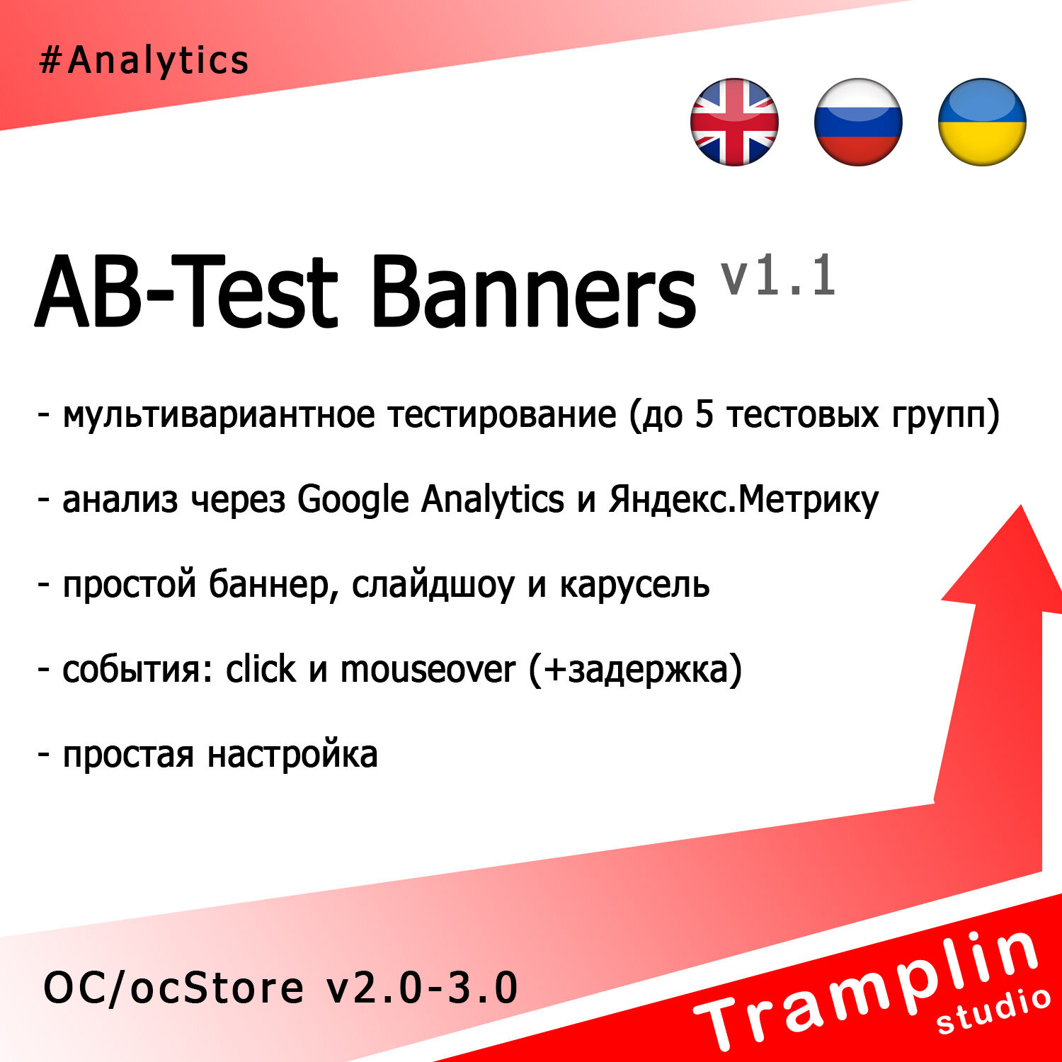 TS AB-Test Banners