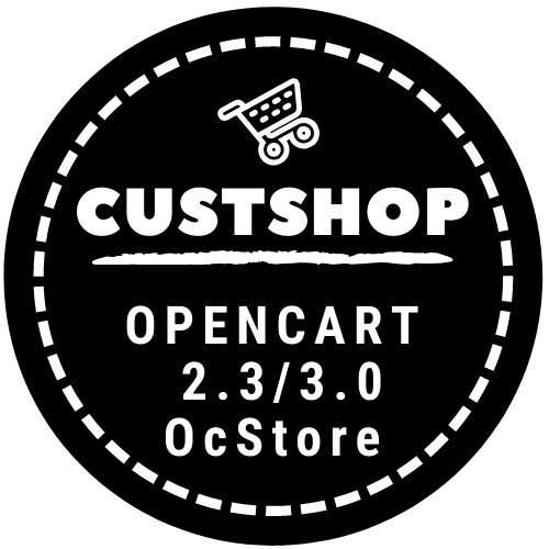 CUSTSHOP - адаптивный, универсальный шаблон