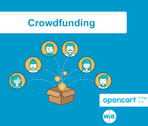 """Модуль """"Совместные покупки и Краудфандинг"""" для Opencart 2.x"""