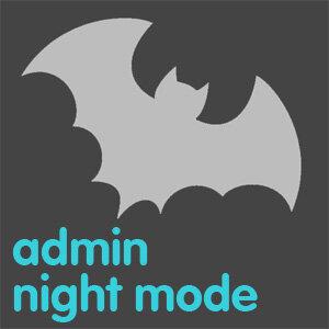 Admin night mode Opencart 2.3 — Тёмная тема для админа Окстор 2.3