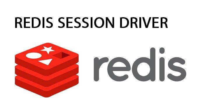 Redis Session Driver (Хранение сессии в Redis)